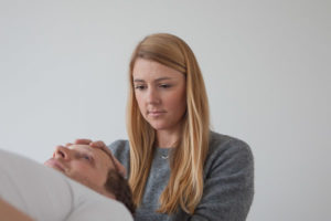 Eva Fallenecker Kopfmassage Florian Greimel